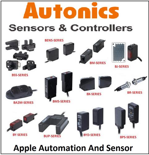 autonics sensor controllers
