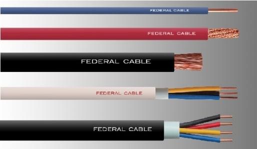 Hasilkan Gambar TV semakin jernih menggunakan Federal Kabel Coaxial
