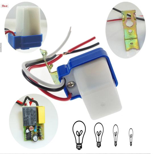 Cara Instalasi Sensor Cahaya untuk ubah saklar lampu menjadi otomatis dan hemat biaya