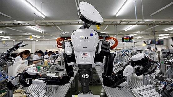 Di China, Pekerja Pabrik Perlahan Diganti Dengan Sistem Otomatis Dan Robot