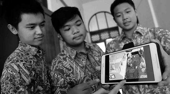 Siswa SMA Indonesia, Ciptakan Sensor Tepuk Tangan Untuk Menyalakan Lampu