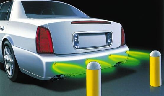 Di India, Semua Mobil Di Wajibkan Memiliki Sensor Parkir, Indonesia Bagaimana?